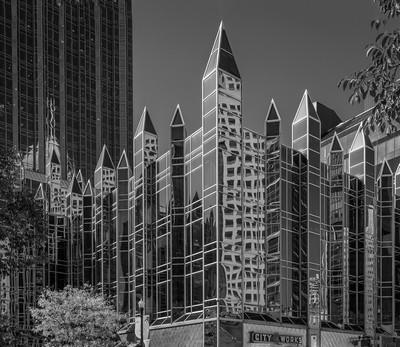 City Reflections, Wamsley  Stan , USA