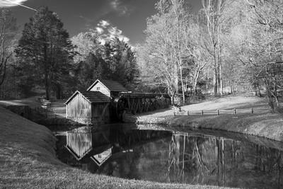 Mabry Mill WV, Wamsley  Stan , USA
