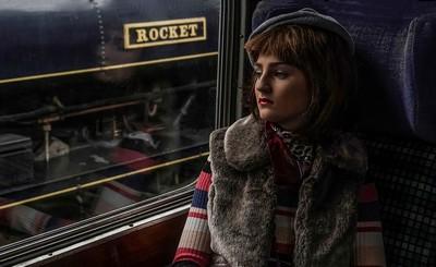 Girl On The Train, Smalley  Karen , England