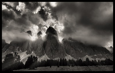 Dark Dolomites, Schmitz  Willi , Germany