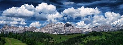 Clouds In The Dolomites, Schmitz  Willi , Germany