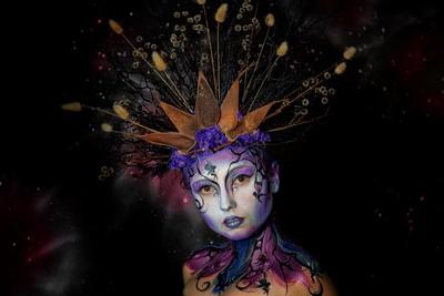 Extraterrestrial Nymph, Boytell  Kerry , Australia
