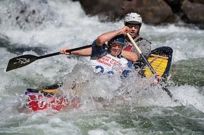 Rafting Balance, Luo  Robin , Canada