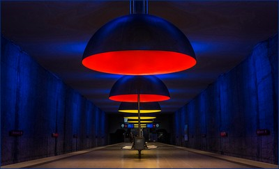 Munich Underground, Adamson  Fiona , United Kingdom