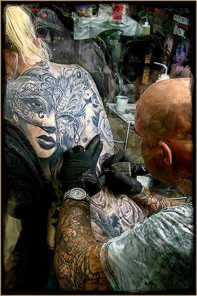 Body Art Expo_2604, Smith  James D. , USA