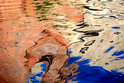 The Paint In The River, Algom  Rachel , Israel
