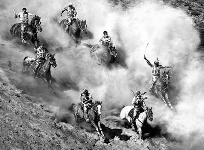 Gallop 3, Shi  Xiaoying , USA