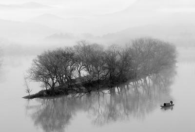 Morning Ferry 6, Shi  Xiaoying , USA