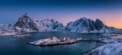 Lofoten Morning 3, Shen  Yanru , China