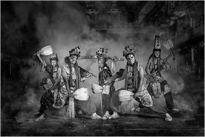 Deity Warriors 7, Tan  Lee Eng , Singapore