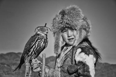 Kazakh Young Engle Hunter 8, Tan  Lee Eng , Singapore
