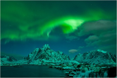 Lofoten Winter 7, Tan  Lee Eng , Singapore