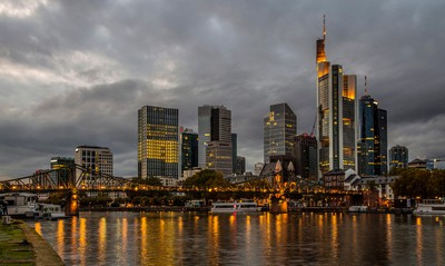 Skyline Frankfurt, Ruff  Jerry-Louis , Germany