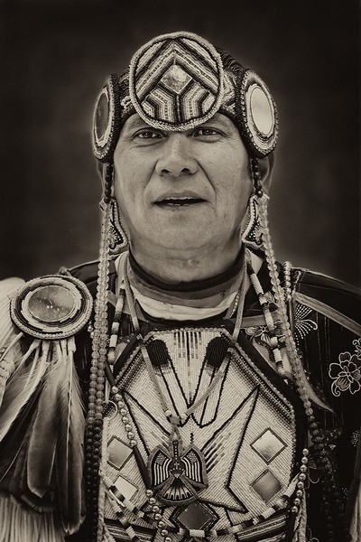 Proud Native American, DeDonato  Donald , USA