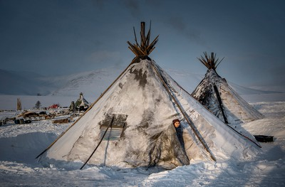The Nenets Campsite1, Chen  Xinxin , China