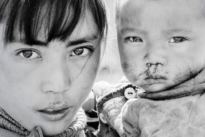 Sister-Brother, Huang  Deying , China