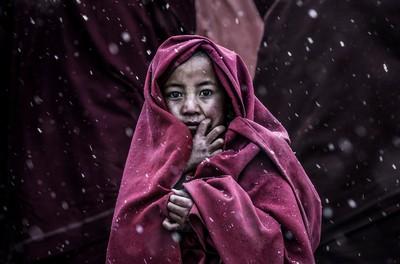 Little Monk, Lin  Yong , China