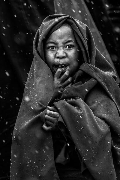 Little Monk 1, Lin  Yong , China