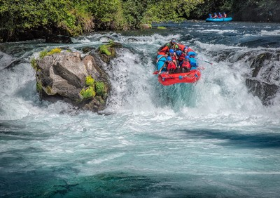 Rafting Over The Falls 1, Todd  Sharp , USA
