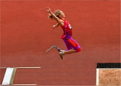 Iris Pruysen Jumping For Gold, Keel  David , England