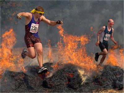 Tough Guys Through The Flames, Keel  David , England