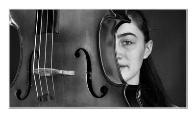 Violoncelliste, Jacques  VANNEUVILLE , France