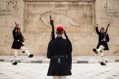 Honorary Guards 02, KAZEPIDIS  Vasilis , Greece