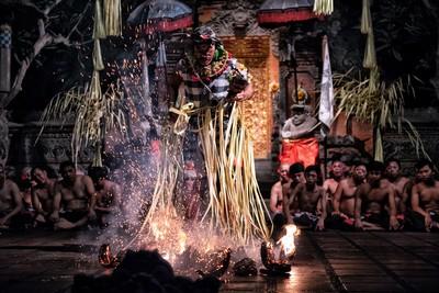 Kecak Dance 01, Banerjee  Sounak , India