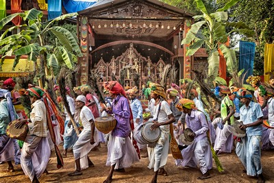 Dance Of Tradition, Banerjee  Sounak , India
