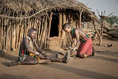 Ethiopias Tribe31, Xu  Fuyong , China