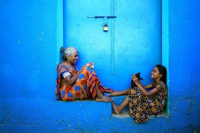 A Moment Shared, Pal  Udayan Sankar , India
