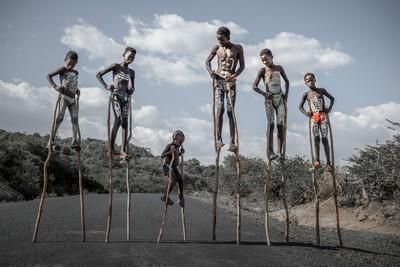Living In Ethiopia7, Ye  Danlei , Canada
