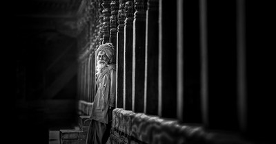 Ancient City Watcher 122, YE  WEI , China