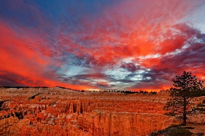 Bryce Canyon Sunset 2, Meinberg  Volker , Germany