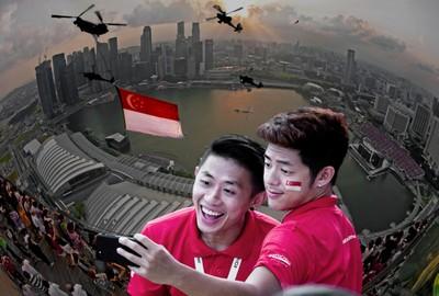 My National Day, HENG  Zee Kek , Singapore