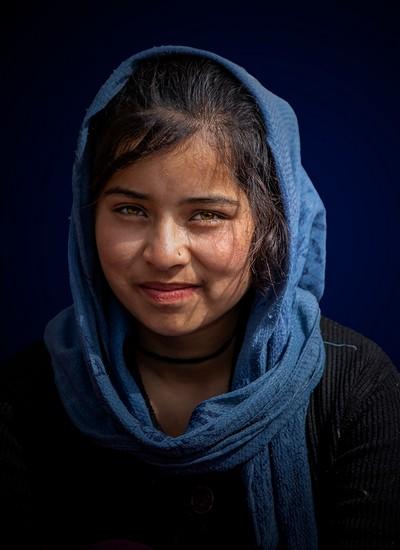 KUMAON_GIRL, DUTTA  GOUTAM KUMAR , India