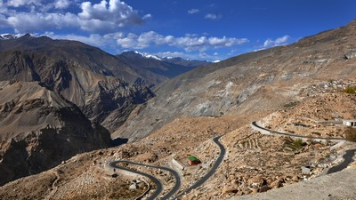 HIMALAYAN HIGHWAY, DAS  ROHIT , India