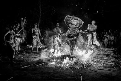FIRE THEYYAM 4, Rawale  Vijay , India