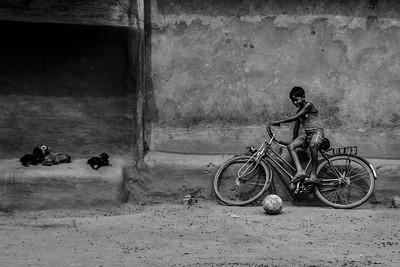 FOOTBALL LOVER RIDER, DAS  MAYUKH RANJAN , India