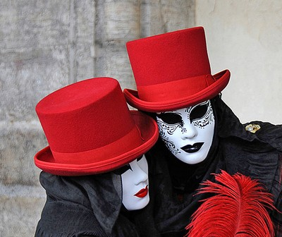 Venedig Carnevale 11, Jenzer  Urs , Switzerland