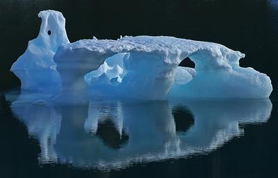 Arktis Eisscholle 3, Jenzer  Urs , Switzerland
