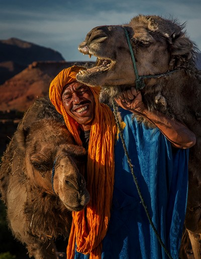 CAMEL KEEPERS AFFECTION, BYSACK  SUBRATA , India